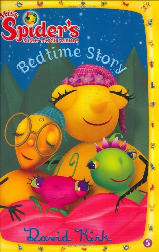 9780448443676: Bedtime Story (Miss Spider)