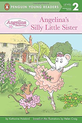 9780448444680: Angelina's Silly Little Sister (Angelina Ballerina)