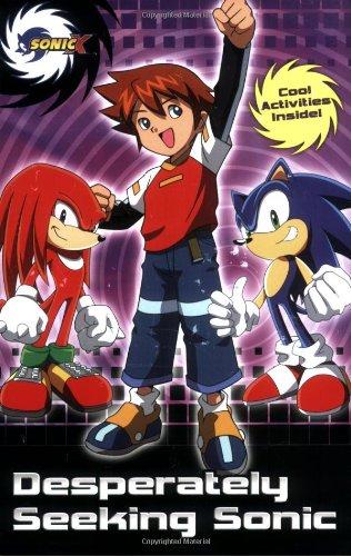 Desperately Seeking Sonic (Sonic X): Charlotte Fullerton
