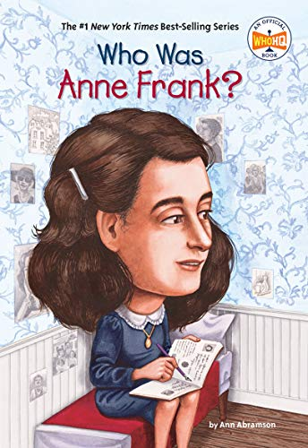 9780448444826: Who Was Anne Frank?