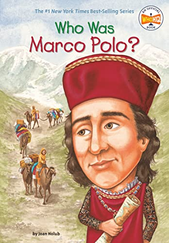 9780448445403: Who Was Marco Polo?