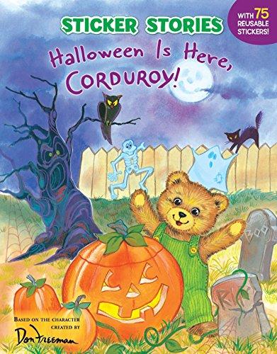 9780448445632: Halloween Is Here, Corduroy!