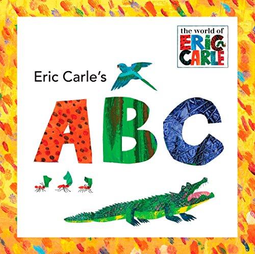 9780448445649: Eric Carle's ABC