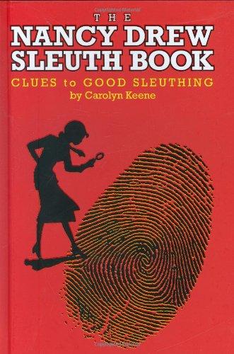 9780448445687: The Nancy Drew Sleuth Book