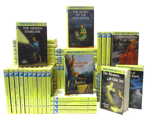 9780448445861: Nancy Drew Complete Series Set, Books 1-64
