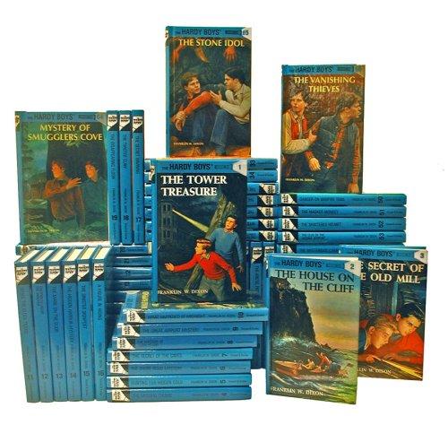 9780448445953: Hardy Boys Complete Series Set, Books 1-66