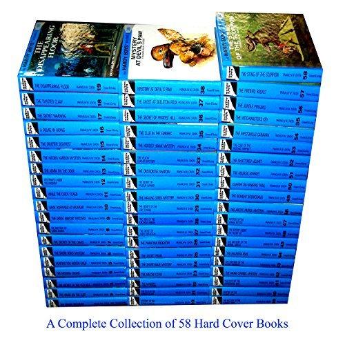 Hardy Boys Complete Series Set, Books 1-66: Dixon, Franklin W.
