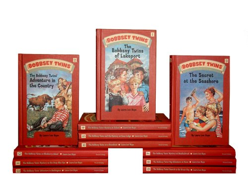 9780448446189: Bobbsey Twins Complete Series Set, 1-12