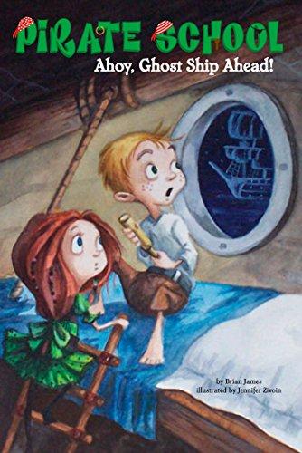 9780448446257: Ahoy, Ghost Ship Ahead! #2 (Pirate School)