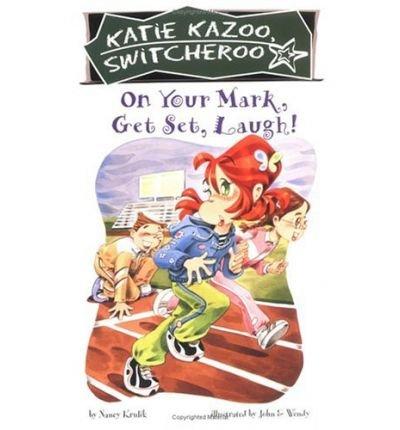 9780448446387: On Your Mark, Get Set, Laugh! (Katie Kazoo Switcheroo)