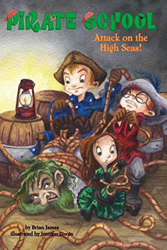 9780448446455: Attack on the High Seas! #3 (Pirate School)