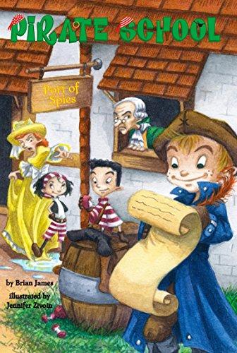 9780448446462: Port of Spies (Pirate School, No. 4)