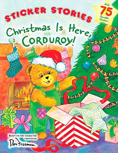 9780448446509: Christmas Is Here, Corduroy!