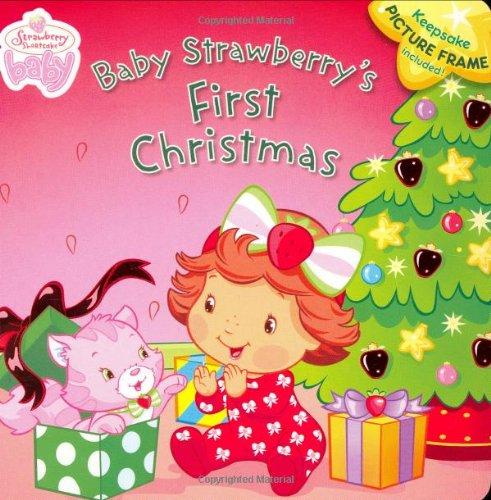 Baby Strawberry's First Christmas (Strawberry Shortcake Baby)