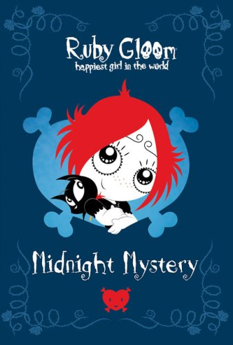 9780448446721: Midnight Mystery (Ruby Gloom)