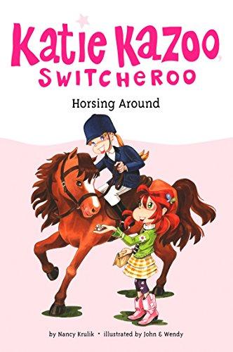 9780448446776: Horsing Around (Katie Kazoo, Switcheroo #30)