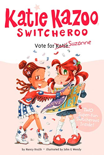 9780448446783: Vote for Suzanne (Katie Kazoo, Switcheroo)