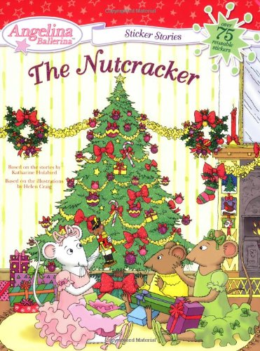9780448446813: The Nutcracker (Angelina Ballerina)