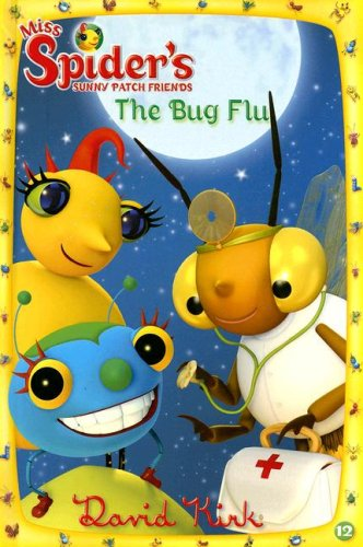 9780448446912: The Bug Flu (Miss Spider)
