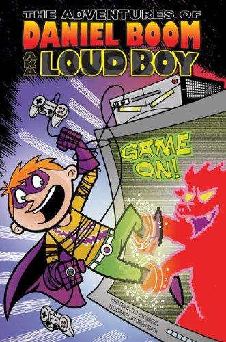 9780448447001: Game On! (Adventures of Daniel Boom Aka Loud Boy)