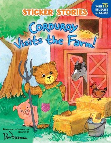 Corduroy Visits the Farm!