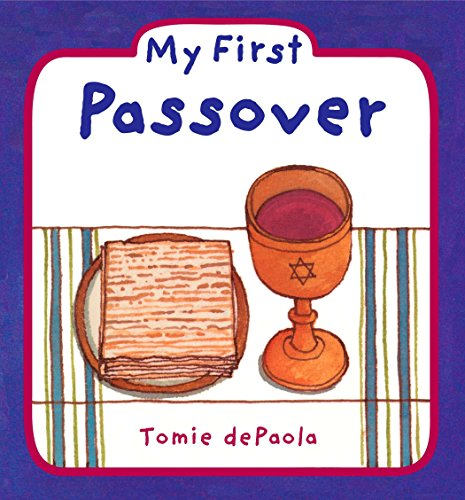 9780448447919: My First Passover