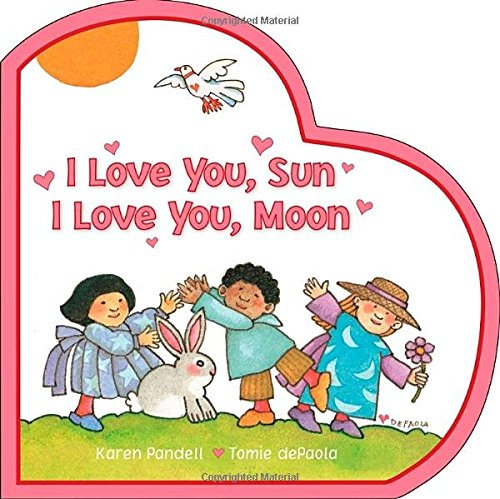 9780448448008: I Love You, Sun I Love You, Moon