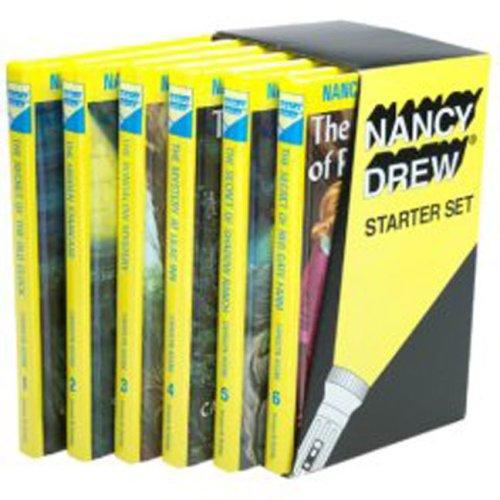 9780448448015: Nancy Drew Starter Set
