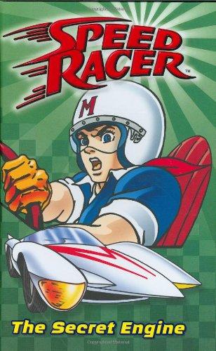 9780448448060: Secret Engine, The #3 (Speed Racer)