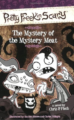 9780448448114: The Mystery of the Mystery Meat (Pretty Freekin Scary)