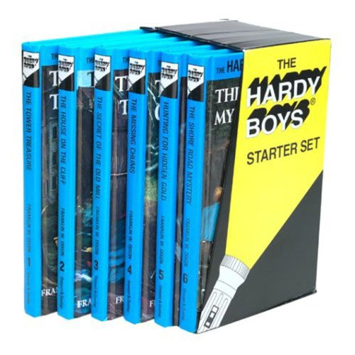 9780448448206: Hardy Boys starter set
