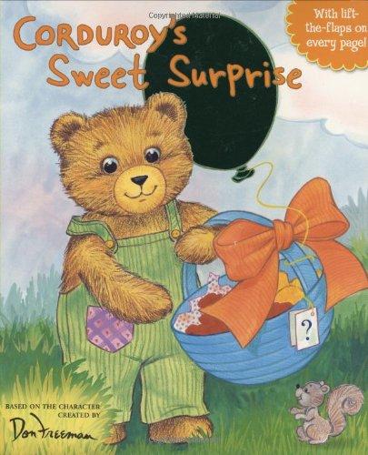 9780448448213: Corduroy's Sweet Surprise