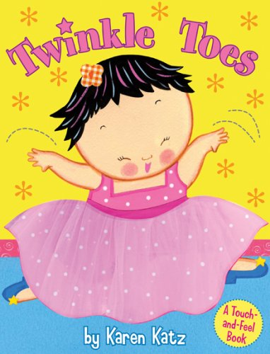 9780448448497: Twinkle Toes (Touch & Feel)