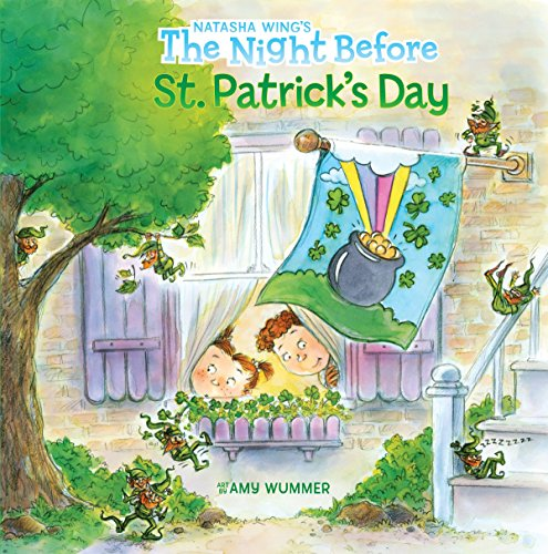 9780448448527: The Night Before St. Patrick's Day (Reading Railroad Books)