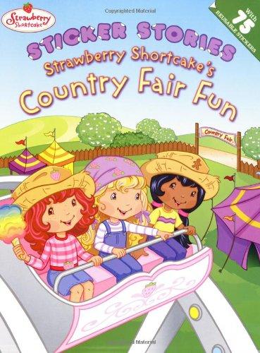 STRAWBERRY SHORTCAKES COUNTRY FAIR FUN