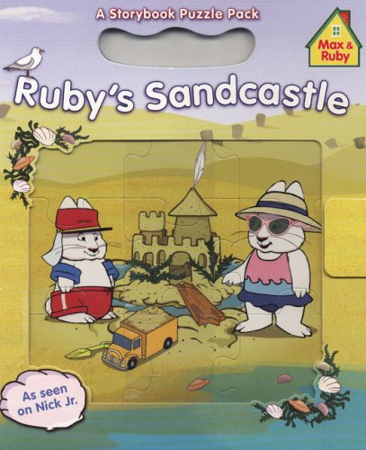 9780448448640: Ruby's Sandcastle (Max and Ruby)