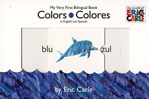 9780448448831: Colors/Colores (The World of Eric Carle) (Spanish Edition)
