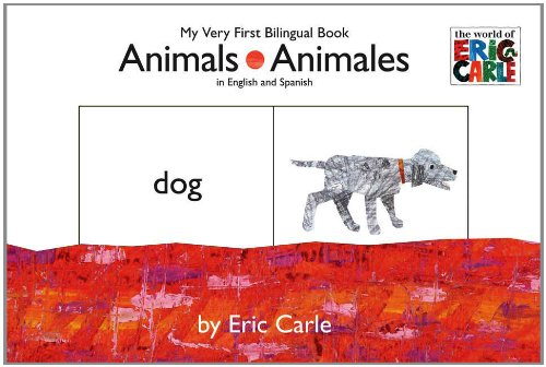 9780448448909: Animals/Animales (The World of Eric Carle)