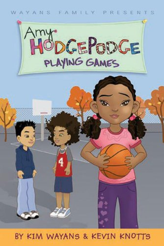 9780448448985: Playing Games #4 (Amy Hodgepodge)