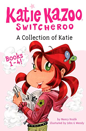 9780448449104: A Collection of Katie: Books 1-4 (Katie Kazoo, Switcheroo)