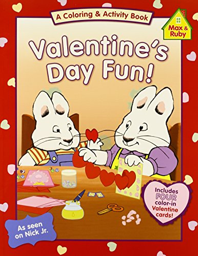 9780448449814: Valentine's Day Fun! (Max and Ruby)
