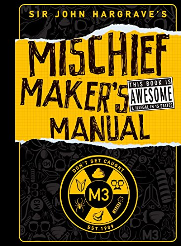 9780448449821: Sir John Hargrave's Mischief Maker's Manual