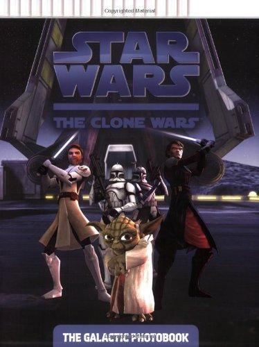 9780448449968: The Galactic Photobook (Star Wars: The Clone Wars)