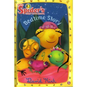 9780448450117: Bedtime Story (Miss Spider's Sunny Patch Fiends, Vol. 6)