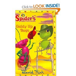 9780448450193: Giddy Up Bugs (Miss Spider's Sunny Patch Friends, Vol. 14)