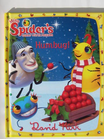 9780448450223: Humbug! (Miss Spider's Sunny Patch Friends, Vol. 17)