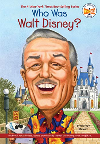 9780448450520: Who Was Walt Disney?