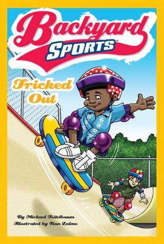 9780448450728: Tricked Out #6 (Backyard Sports)