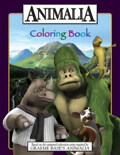 9780448450766: Coloring Book (Animalia)
