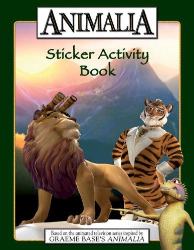 9780448450773: Sticker Activity Book (Animalia)
